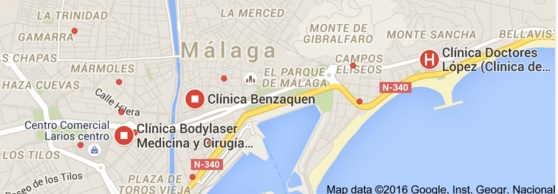 Clínicas cirugía estética Málaga