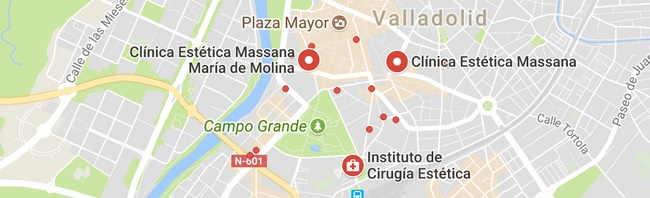 Cirujanos plásticos en Valladolid