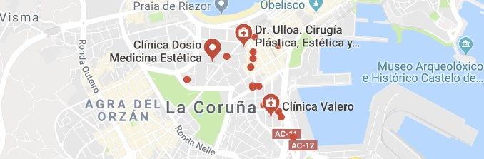 Mejores Clínicas Estética A Coruña