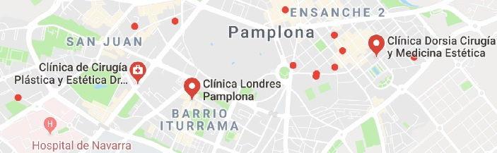 Centros Estética Pamplona Navarra